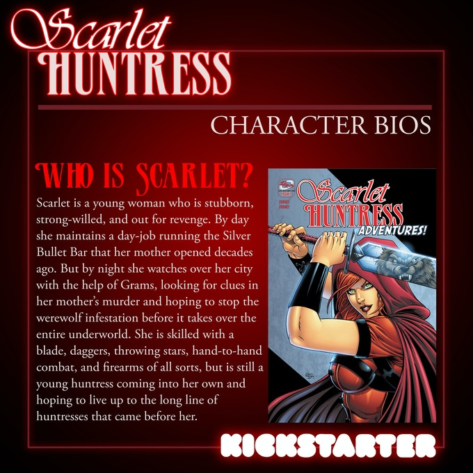Who is Scarlet?