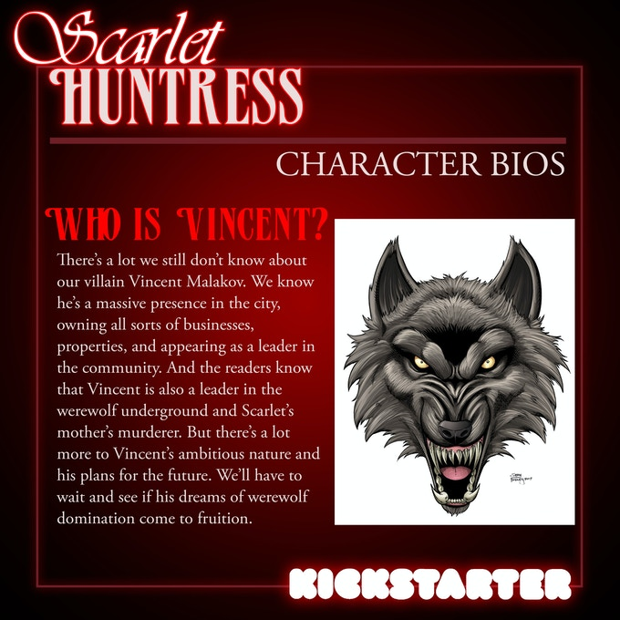 Who is Vincent?
