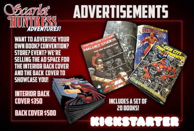 Available Advertisement Rewards!