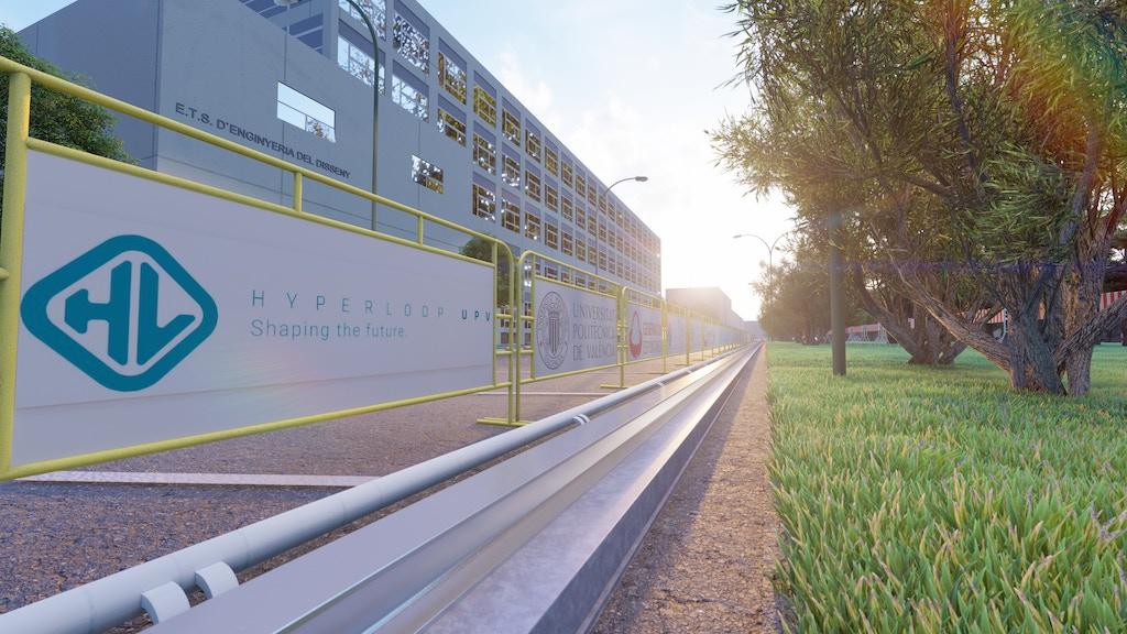 🚄 Hyperloop UPV: The First Spanish Hyperloop Pod Test Track project video thumbnail