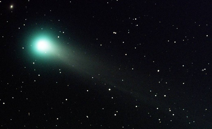 comet image from nasa.gov