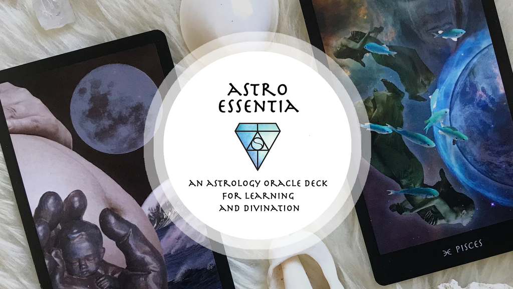 Astro Essentia: An Astrology Oracle Deck project video thumbnail