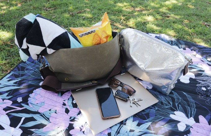 nXtBag-2 Will hold all of your everyday needs, Laptop, iPad, Note Book, Phone , Keys and your lunch.