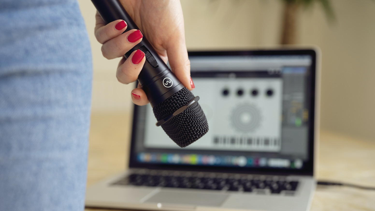 Your musical ideas into reality, using the one instrument you've been practising since birth— the voice.