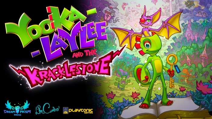A brand new graphic novel based on the characters and world of Yooka-Laylee! Preorder Store coming soon..!