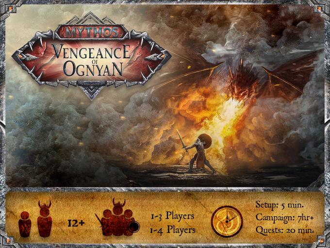 Mythos - Vengeance of Ognyan