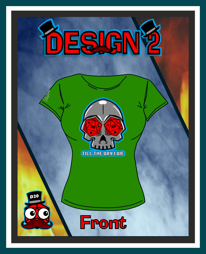 Design 2 Female Front