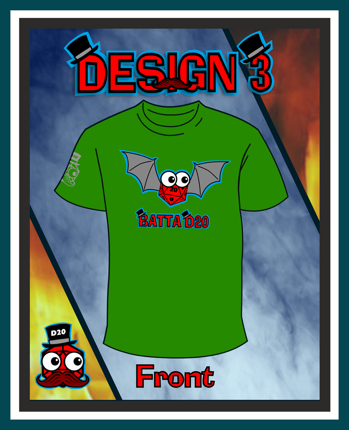 Design 3 Male Front
