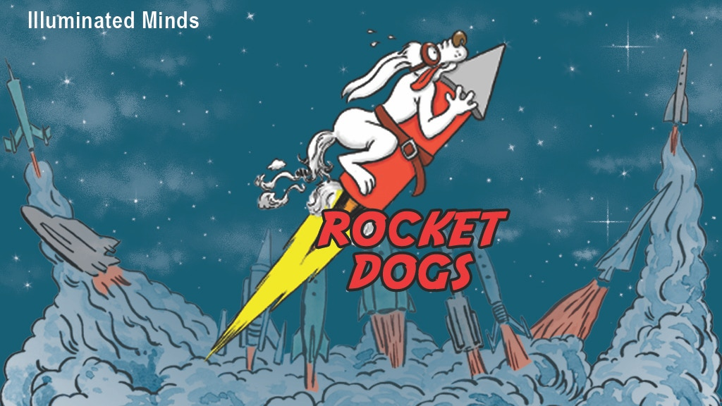 Rocket Dogs The Card Game Relaunched project video thumbnail