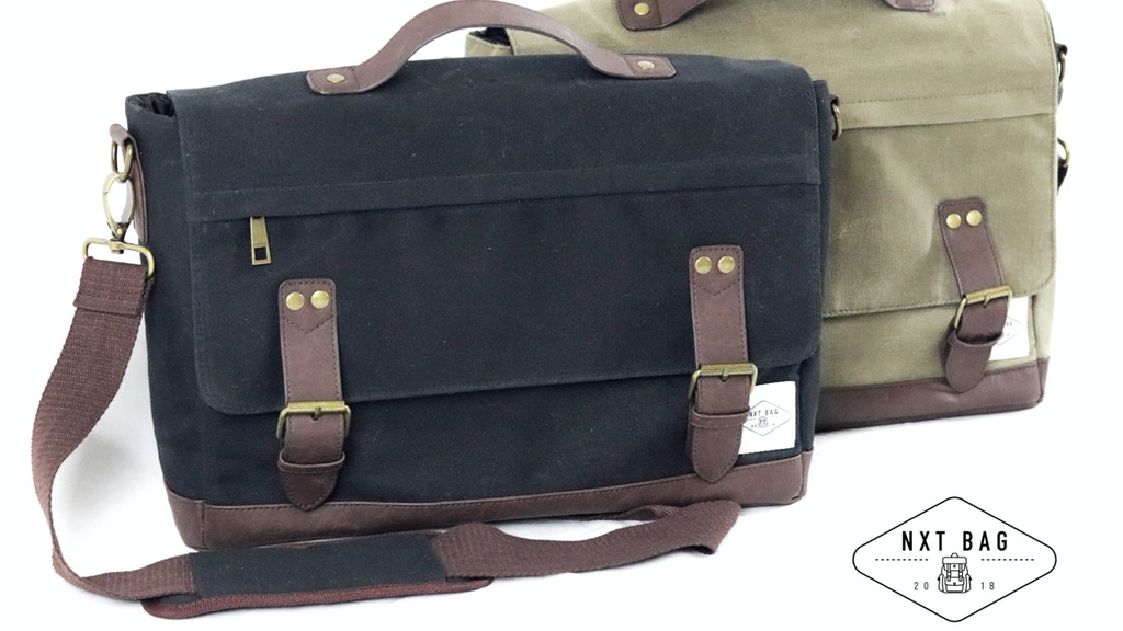 A great bag creates a great day. nXtBag2. project video thumbnail