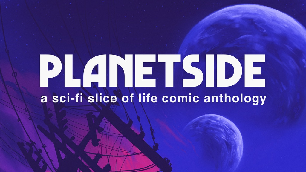 Planetside Anthology project video thumbnail