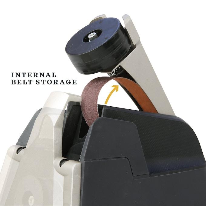 Limited Edition: WorkSharp x Artisan Revere E5 Internal Storage