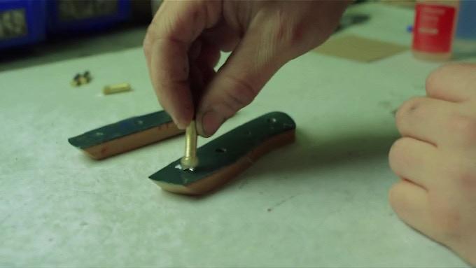 Inserting Pins