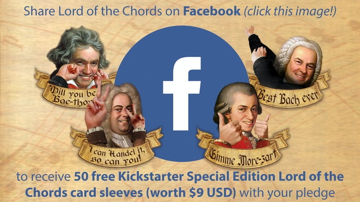 Click this image to conveniently share Lord of the Chords on facebook!