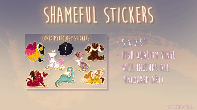 Shameful Stickers