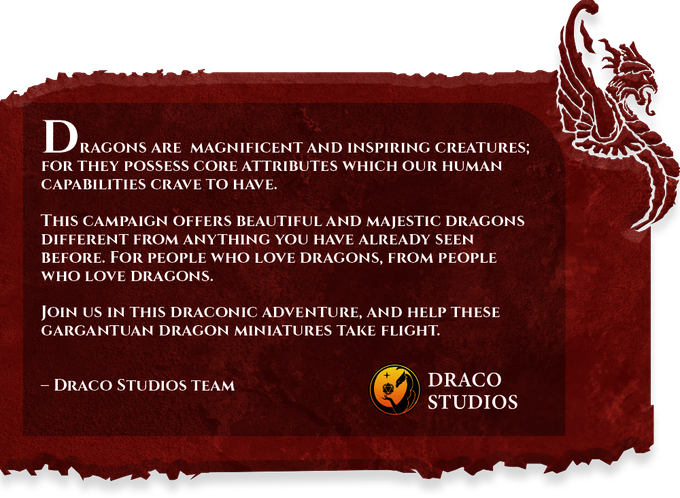 Dragons Of The Red Moon By Draco Studios Kickstarter