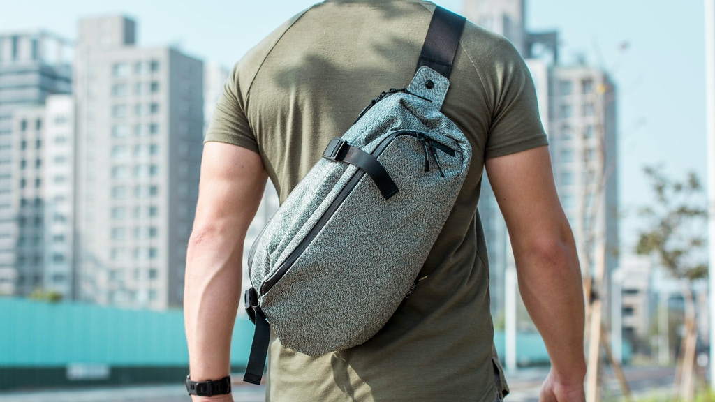 DaySling 2.0 -Best Sling for Efficient Daily Use & Travel by CYCOP LIFE —  Kickstarter