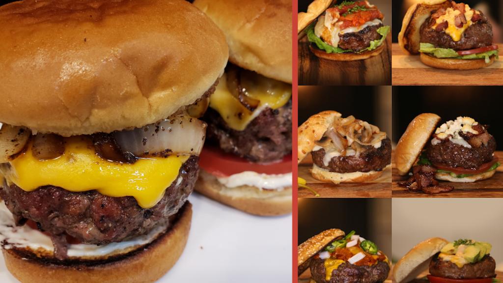Ultimate Burger Press
