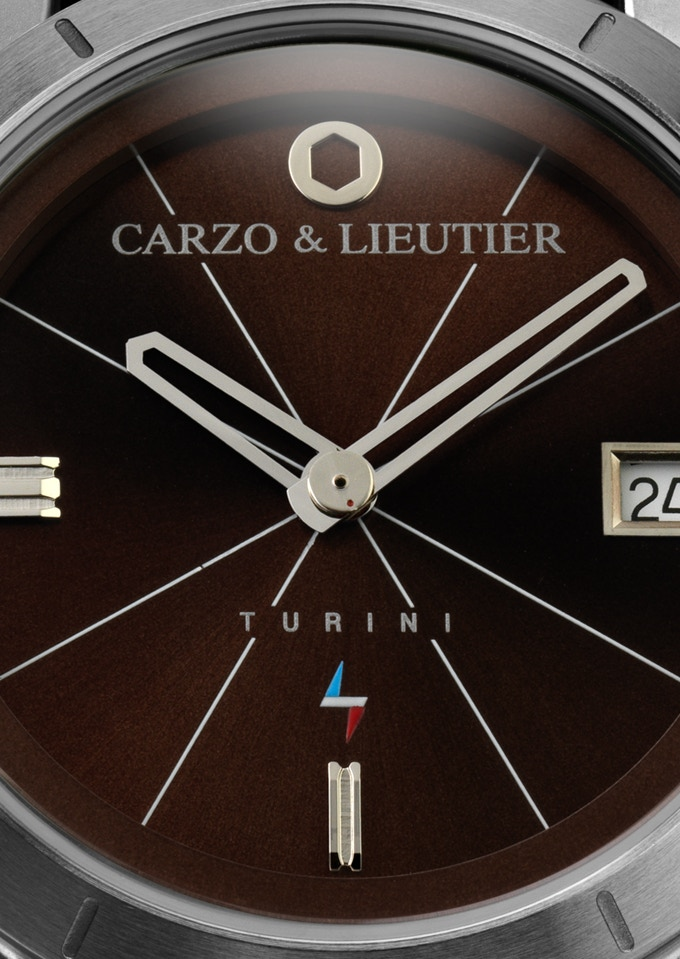 Carzo & Lieutier - TURINI Brown Sugar & Steel