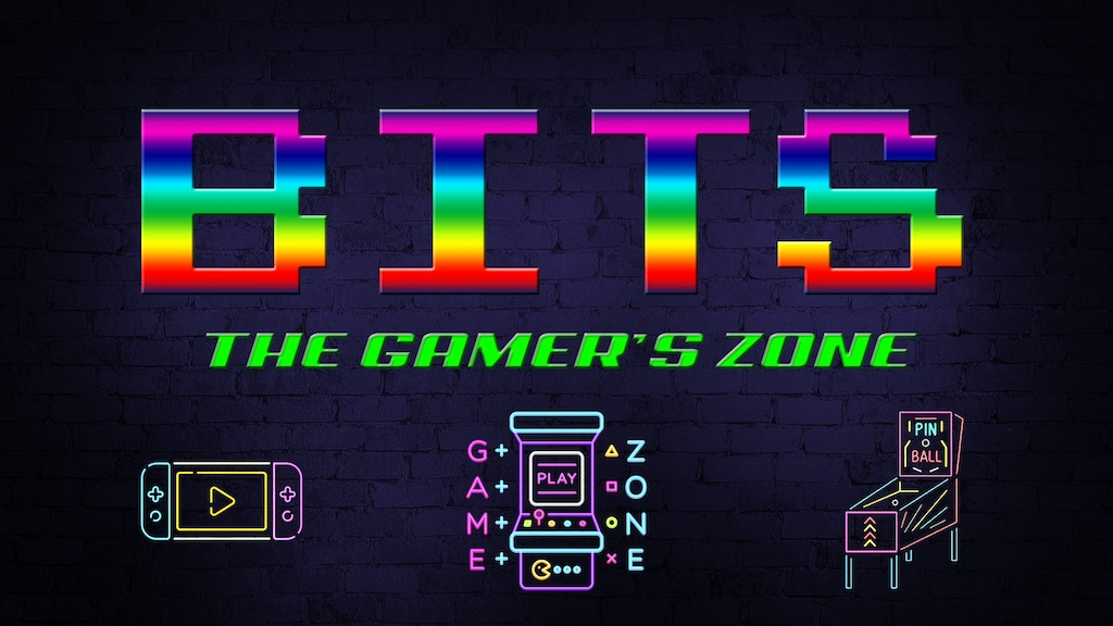 Project image for Bits - The Gamer's Zone