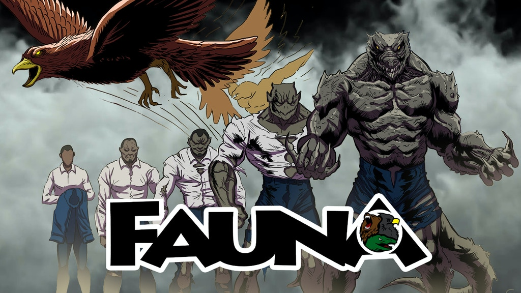 Fauna #1 project video thumbnail