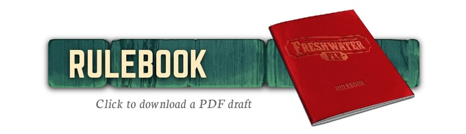 Updated rule book includes 1-Player Adventure Mode rules.