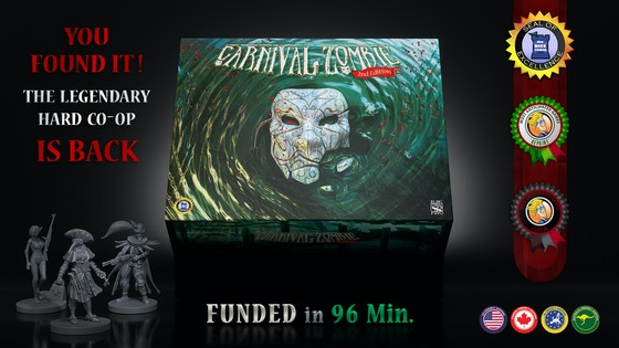 CARNIVAL ZOMBIE - Second Edition