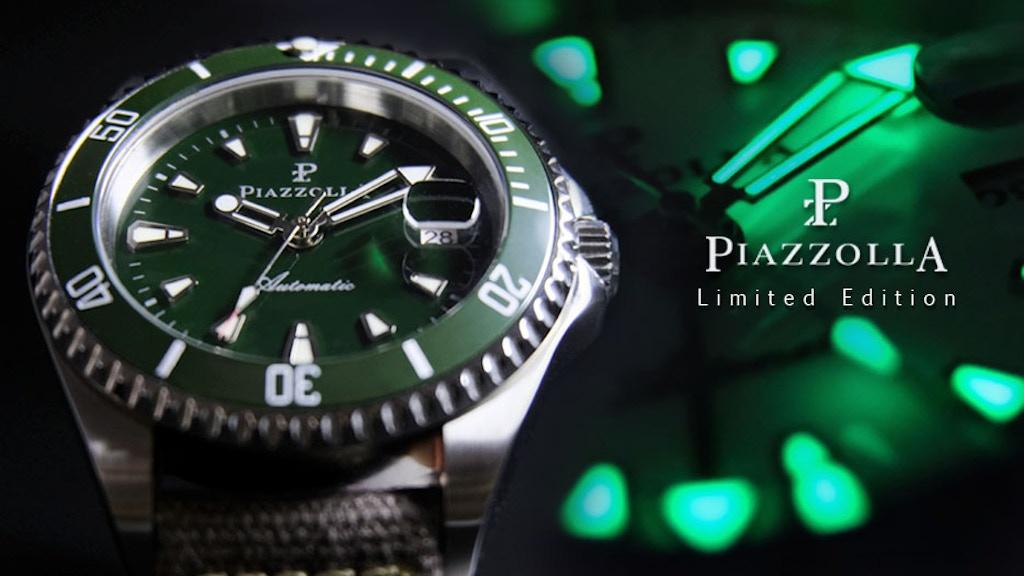 Ceramic GMT Dive Watches ETA-2893-2/2824-2(WR: 20 ATM) project video thumbnail