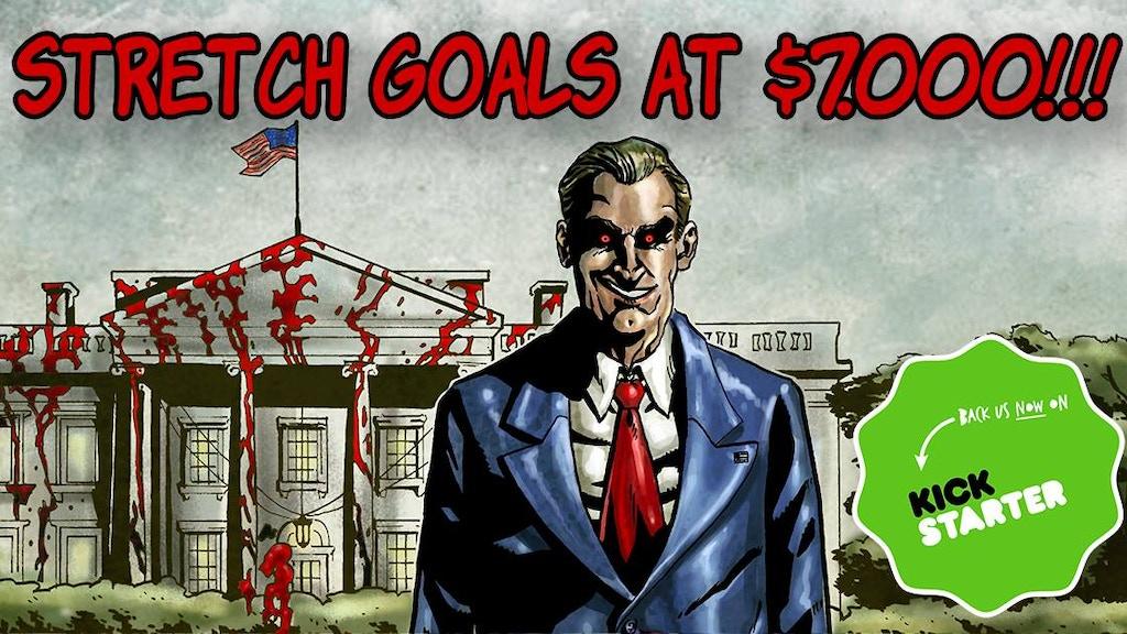 ☠️ SKOTUS: A Political Horror Comic ☠️ project video thumbnail