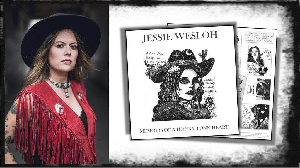 Jessie Wesloh // Memoirs of a Honky Tonk Heart (Pre-Sale) project video thumbnail