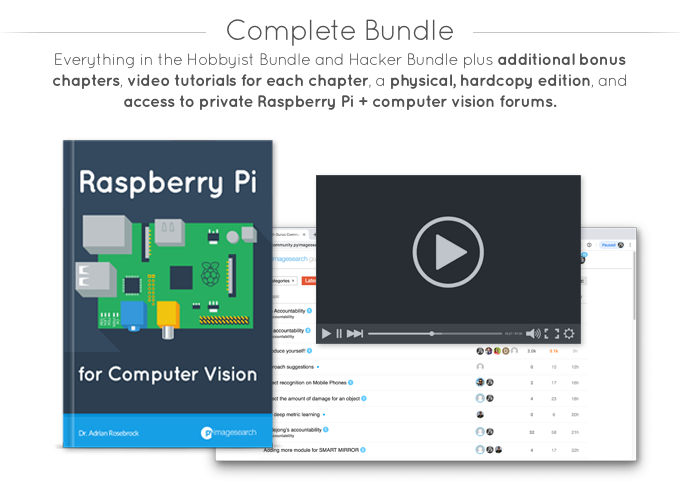 Raspberry Pi for Computer Vision [ eBook ] by Adrian