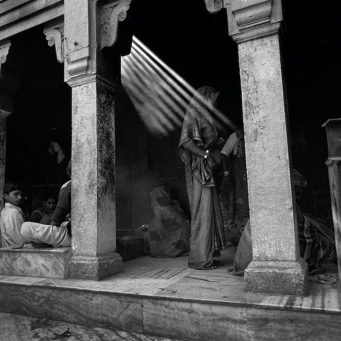 temple, India 1999