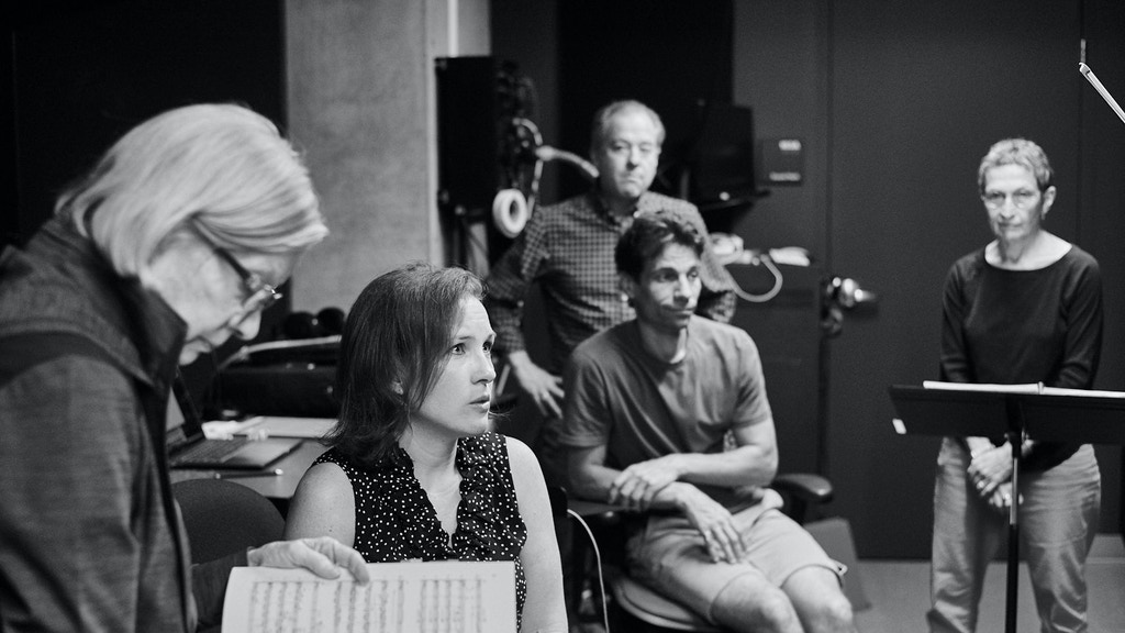 As One: The world premiere studio recording project video thumbnail