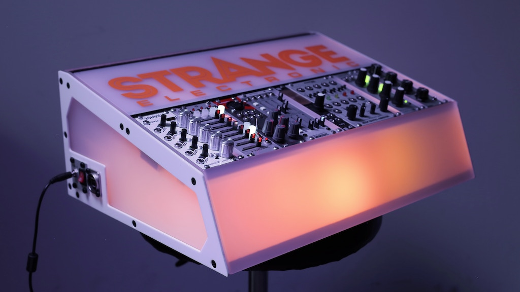 Lightstorm: The World's First Eurorack Light Synthesizer project video thumbnail