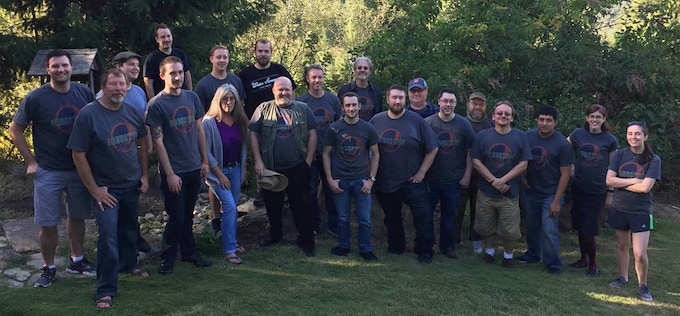 The Obduction Team