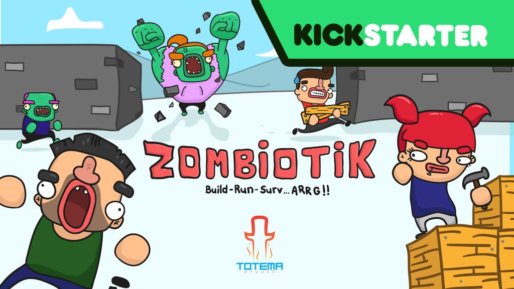 Zombiotik project video thumbnail