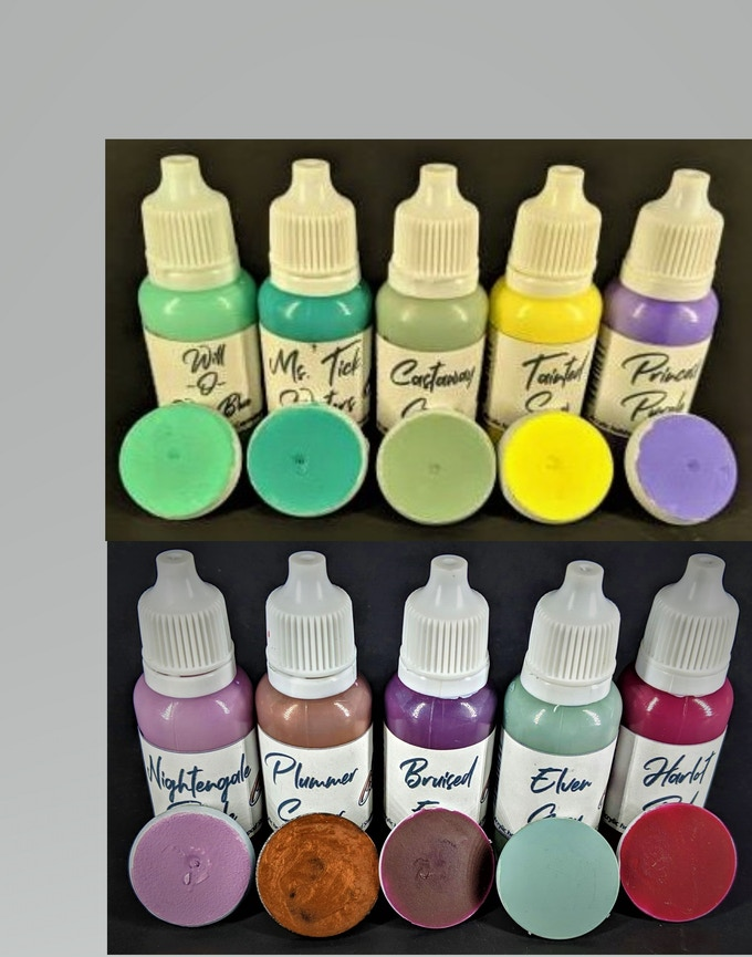 12K Stretch goal colors
