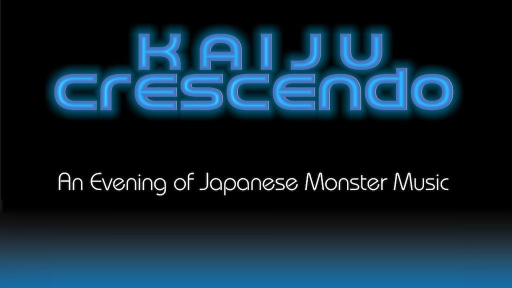 Kaiju Crescendo project video thumbnail