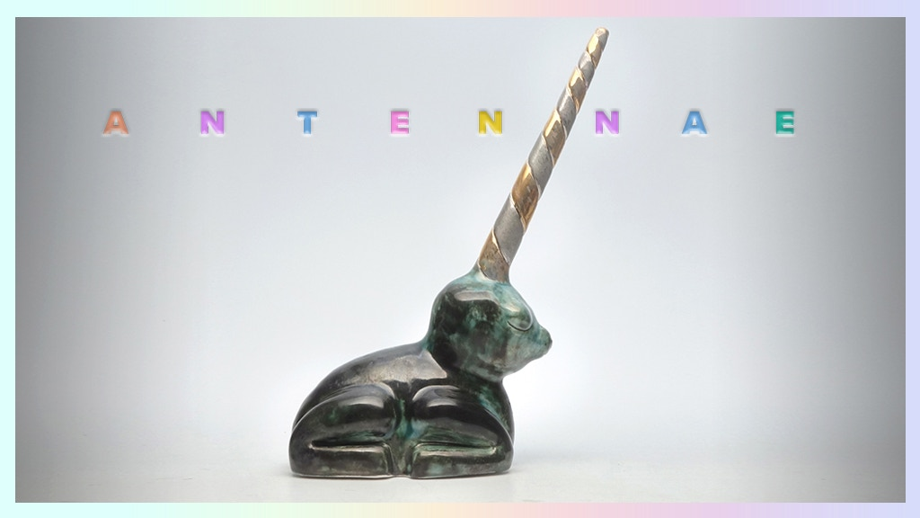 Antennae: A Sculptural Shrine to the Human Imagination project video thumbnail