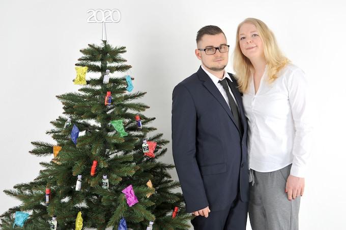 Das Silvesterbaum - Team