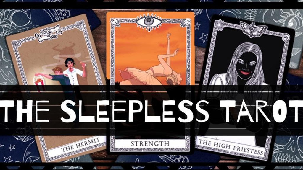 The Sleepless Tarot Deck project video thumbnail