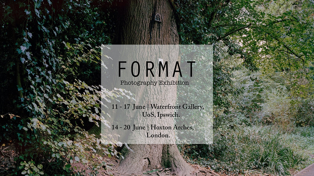 FORMAT - Photography Degree Exhibition, Uos 2019. project video thumbnail