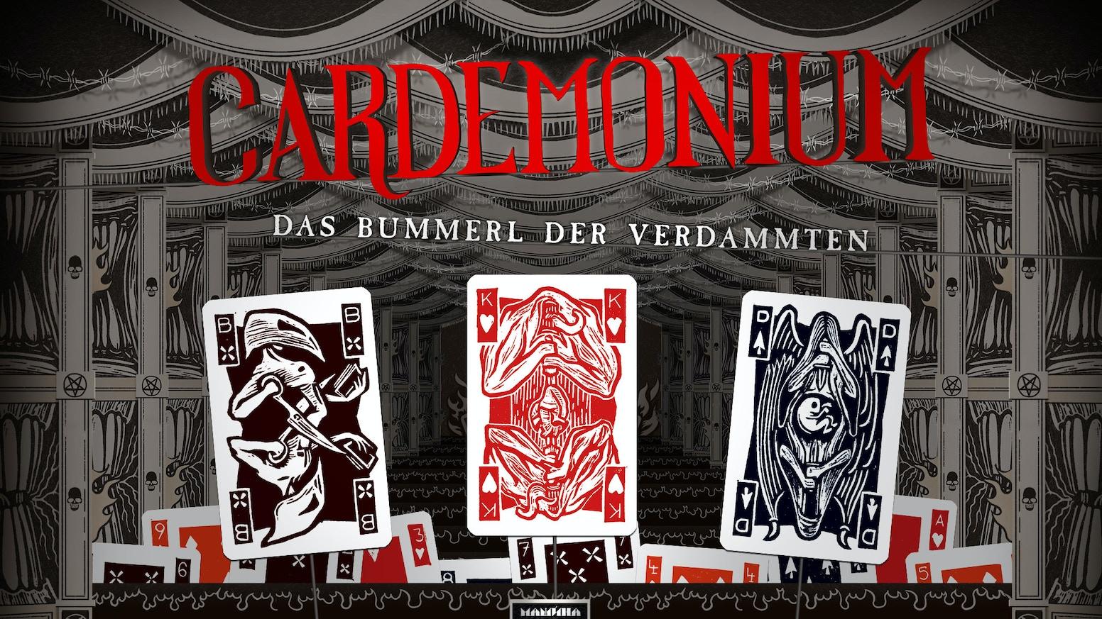 55 poker cards. 666% evil!