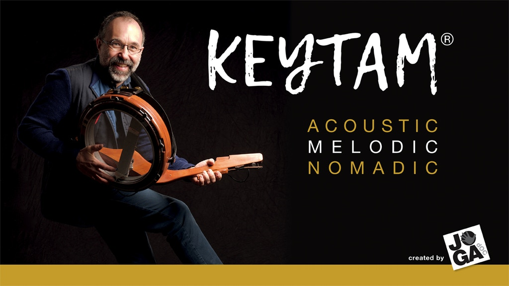 KeyTam - the only percussion instrument you will need project video thumbnail