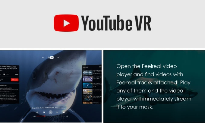 Feelreal - The World's First Multisensory VR Mask