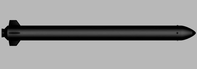 Figure 3 - Eclipse Orbital System Umbraphile rocket (CAD) launching Q1 2020. Click image to book flight.