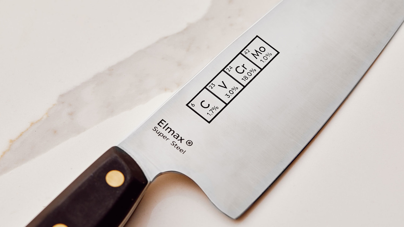 Artisan Revere Chef Knife: Made with Industrial Super Steel ...