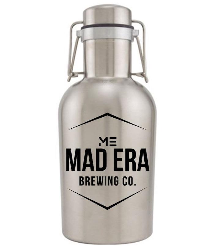Mad Era Stainless Steel Growler