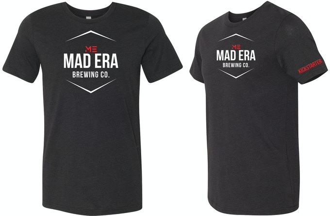 Mad Era Kickstarter Shirt