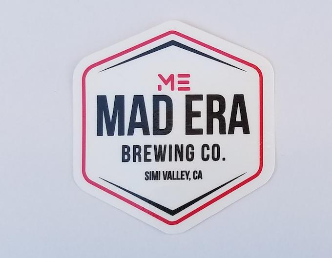 Mad Era Sticker